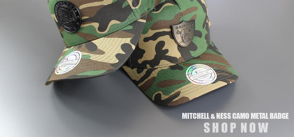 Mitchell & Ness 110 Retro Team Snapback