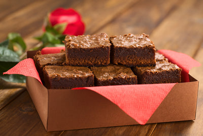 Dreaming of a beetroot-brownie Christmas…