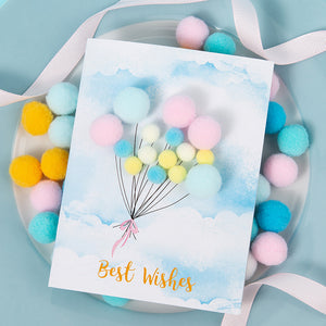 iLikePar Balloon Card