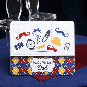 iLikePar Father's Day Card