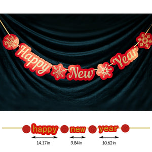 iLikePar 'Happy New Year' Party Banner