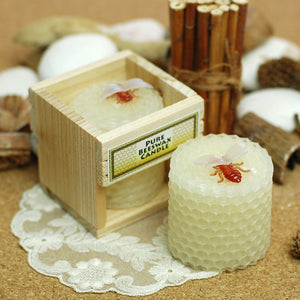 Beewax Candle  100% Pure