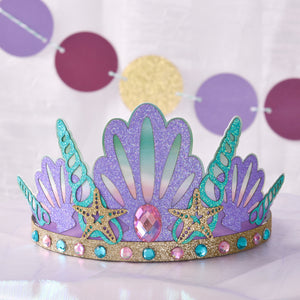 Mermaid Party Crown