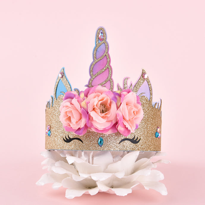 Unicorn Party Crown
