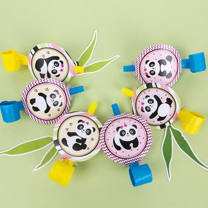 Baby Panda Party Horns