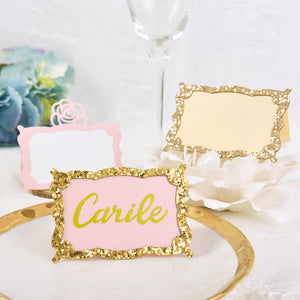 Place Cards for Weddings