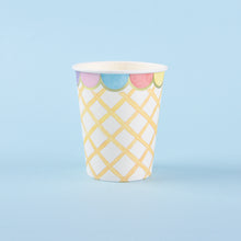Load image into Gallery viewer, Ice Cream Party Tableware Set