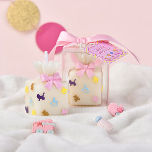 Baby's Gift Box Candle