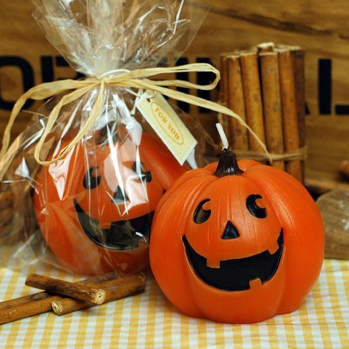 Halloween Decoration Pumpkin Candles