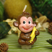 Load image into Gallery viewer, Banana Monkey Candle