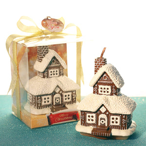 Coming Soon  iLikePar Christmas Brick House Candle