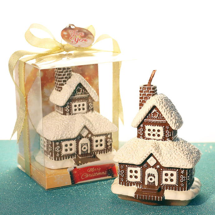 Coming Soon  Christmas Brick House Candle