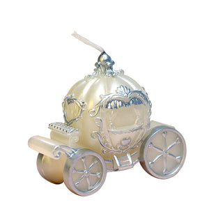The Pumpkin Carriage Candles