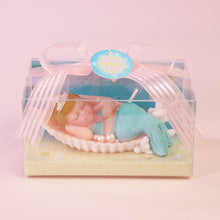 Load image into Gallery viewer, Baby Mermaid Candle