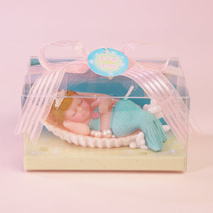 Baby Mermaid Candle