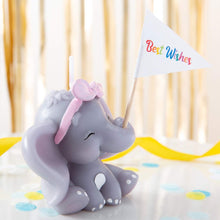 Load image into Gallery viewer, Cute Baby Elephant for Birthday Party Baby Shower