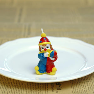 Baby Clown Candles