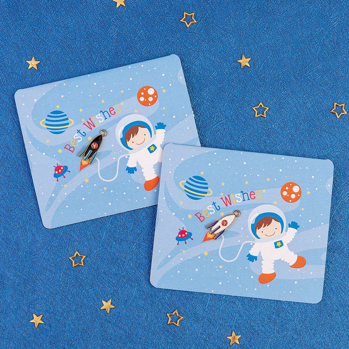 iLikePar Astronaut Greeting Cards