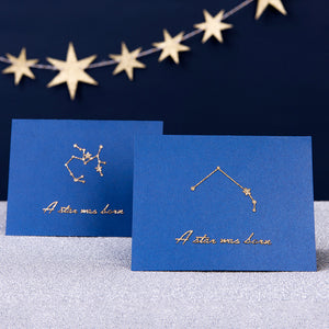 Prismatic Constellation Card
