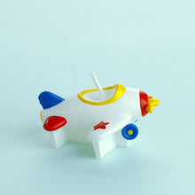 Load image into Gallery viewer, Toy Airplane Candle