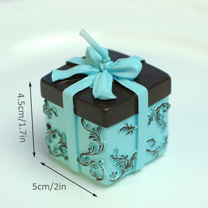 Coming Soon Birthday Candles Gift Box