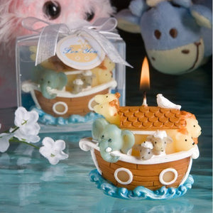 Noah's Ark Candle