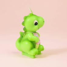 Load image into Gallery viewer, iLikePar Baby Dinosaur Candle