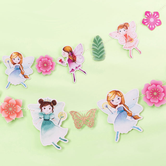 iLikePar Fairies Party Banner