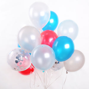 iLikePar 12 Inches Party Balloons