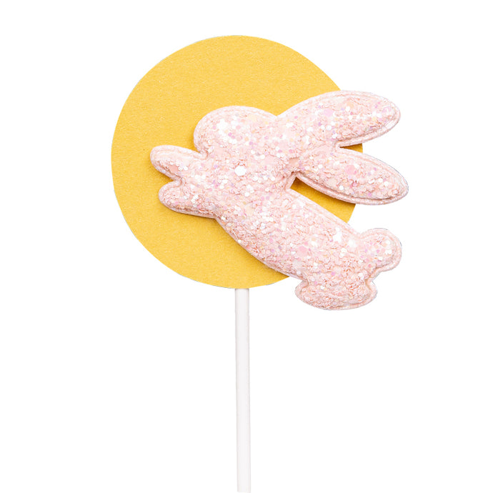 Moon Rabbit Cake Topper