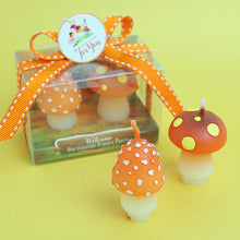 Load image into Gallery viewer, Mini Mushroom Candle Set