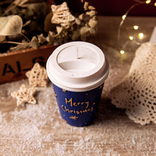 Load image into Gallery viewer, Coffee Cup Scented Candle for Your Christmas Gift for her him