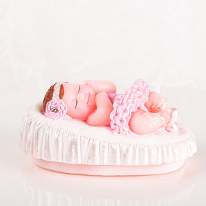 Ballet Baby Candle