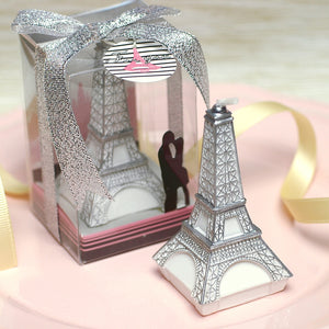 Eiffel Tower Candle