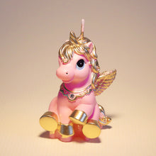 Load image into Gallery viewer, Pink Unicorn Candle