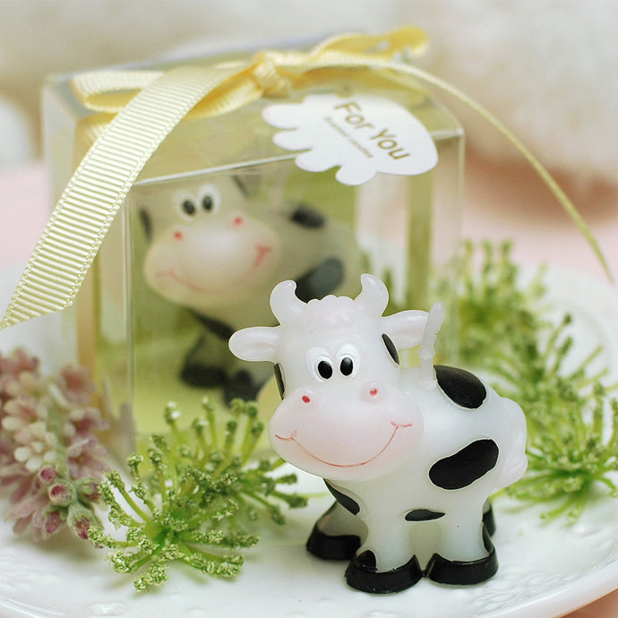 iLikePar Baby Cow Candle