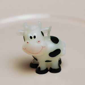 Little Cow Birthday Candles  Cake Decorations