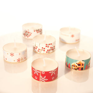 Coming Soon  3-Pack Mixed Fruit Scented Candles