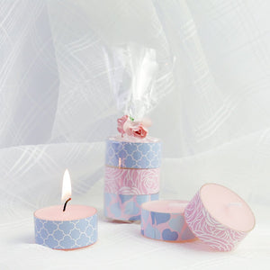 Coming Soon  iLikePar 3-Pack Rose Scented Candles