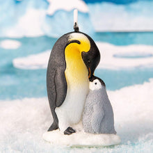 Load image into Gallery viewer, Coming Soon  Mother and Baby Penguin Candles