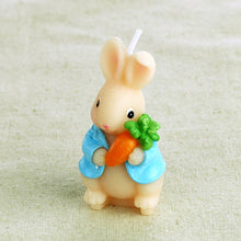 Load image into Gallery viewer, Bunny with Carrot Candle