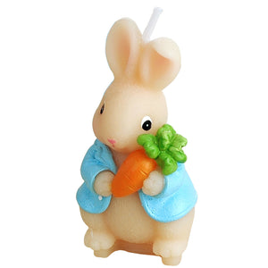 iLikePar Bunny with Carrot Candle