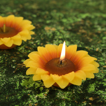 Load image into Gallery viewer, Sunflower Candles