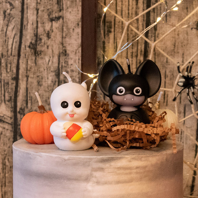 iLikePar Halloween Candle Bat & Ghost