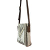 Natural Chevrons Crossbody