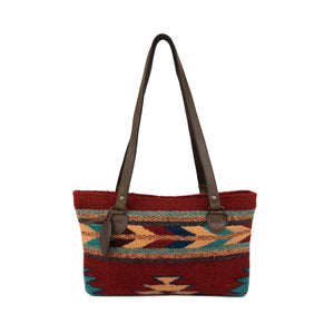 Red Arrows Wool Purse