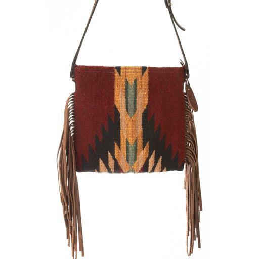 Shadow Fringe Bag
