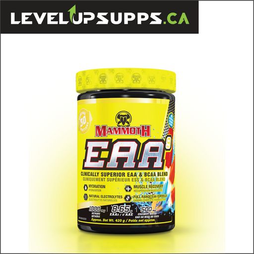 Mammoth EAA 420g (30 Servings)