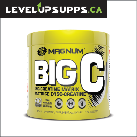 Magnum BIG C Creatine Matrix