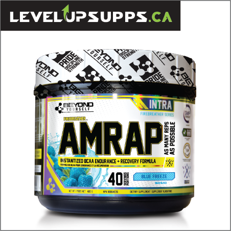 Beyond Yourself AMRAP 4:1:1 BCAA Powder